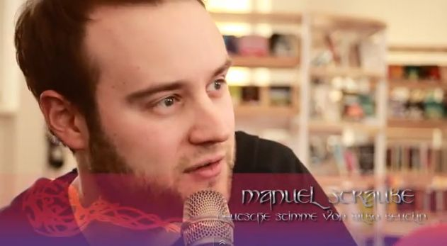 Video-Interview mit Manuel Straube (c) Mira Sommer